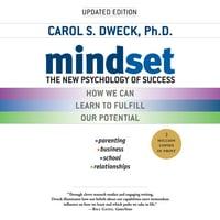 Carol Dweck's Mindset book