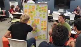 student entrepreneurship classroom
