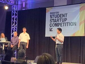student startup competition
