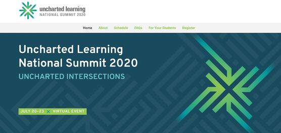 Uncharted Learning National Summit