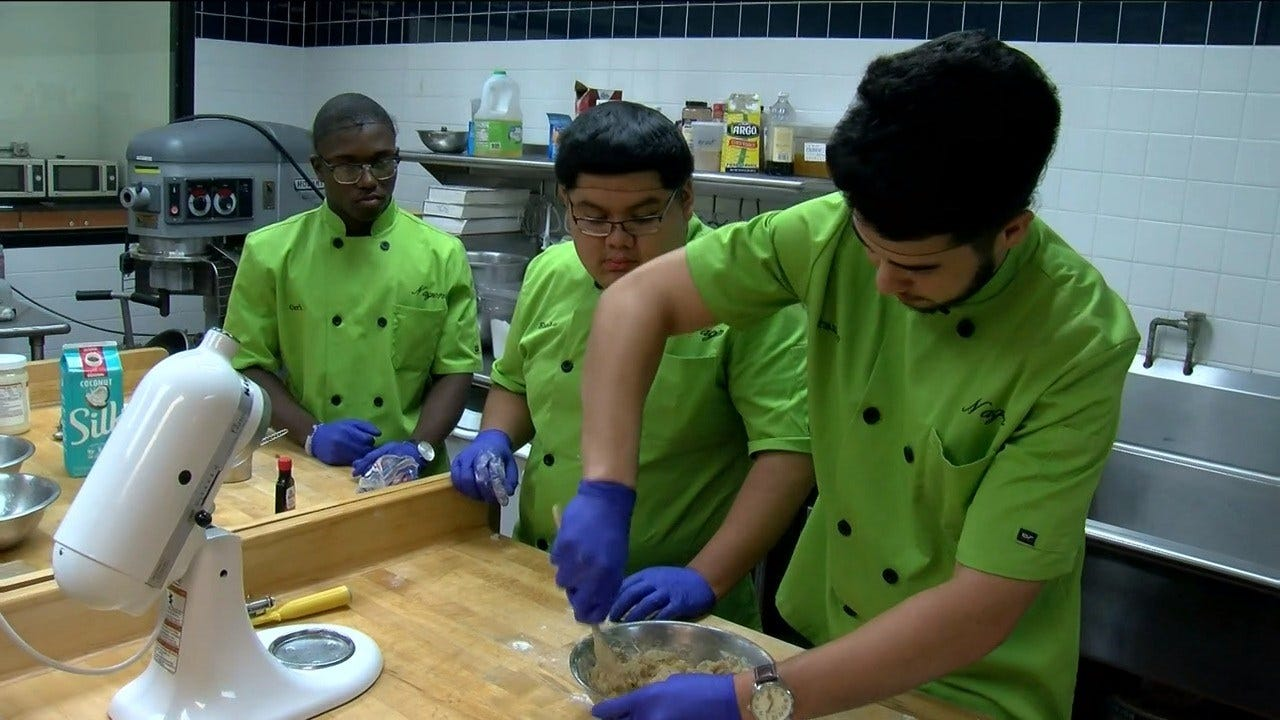 INCubatoredu Program at Collier County Public Schools, Florida - Vegan Pastry Company
