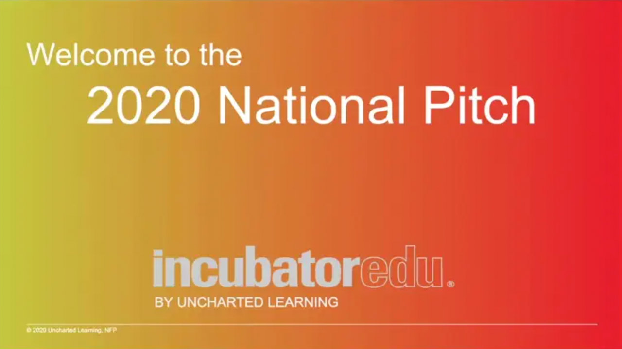 INCubator National Pitch - Summit 2020