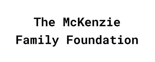 The McKenzie Family Foundation