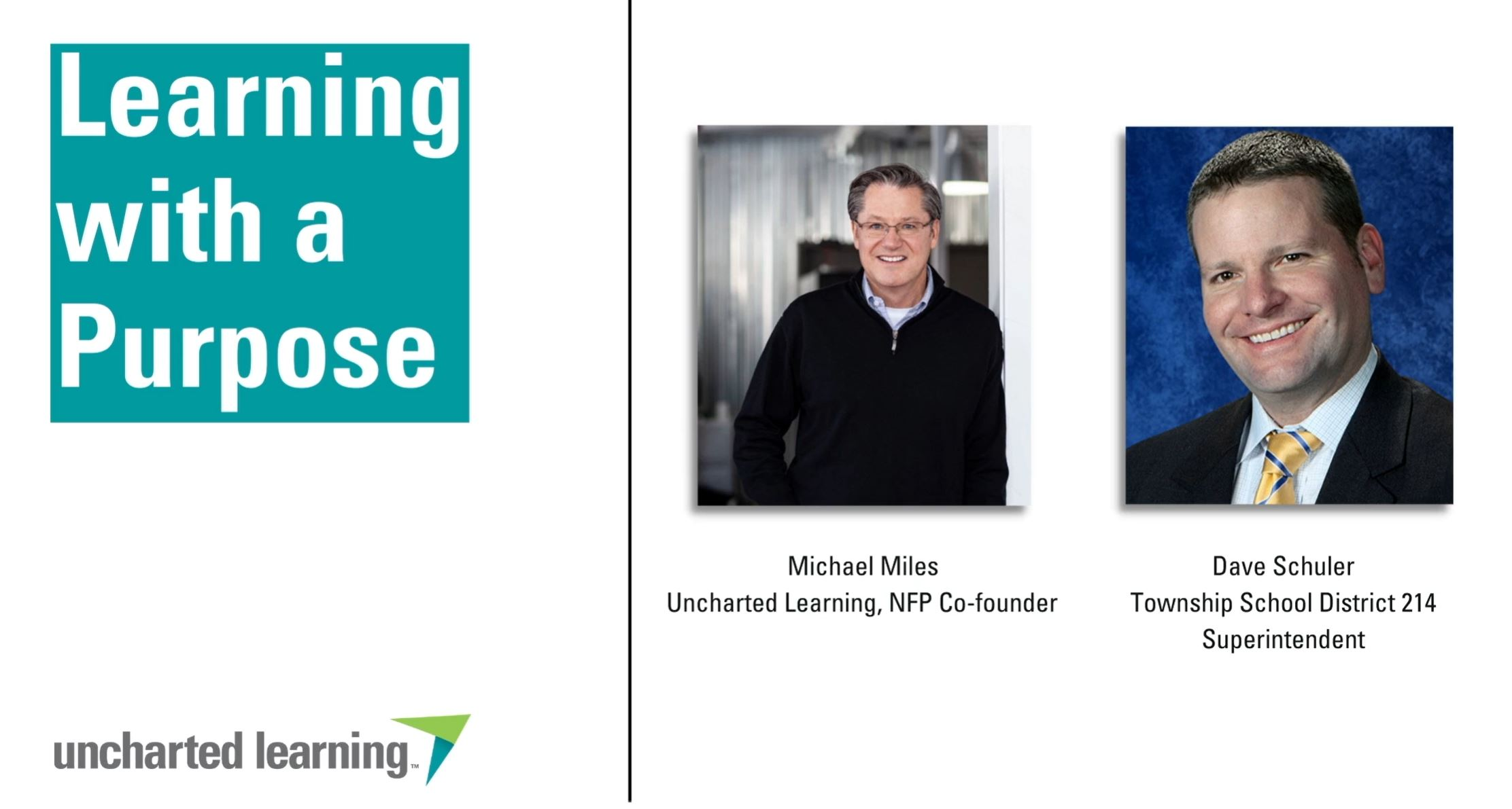 [Webinar Highlights] Learning with a Purpose — Entrepreneurship & Embracing What We Learn from Uncertainty
